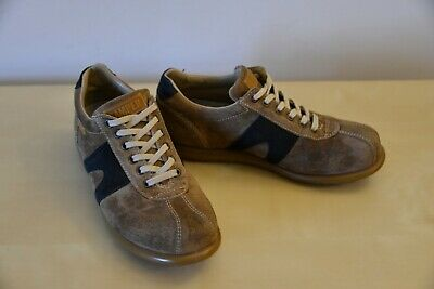 Camper shoes, women's, size 39, brown suede leather