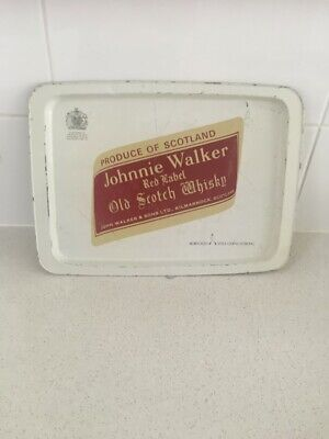 johnnie walker scotch whisky collectables