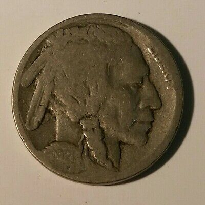 1921 P U.S.A Buffalo Nickel