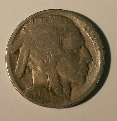 1916 P U.S.A  Buffalo Nickel