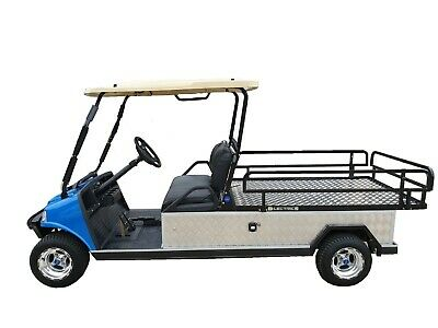 Golf Cart New Ford California Flatbed Dropside Utility Ute