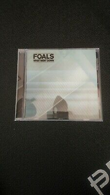 The Foals - What Went Down CD