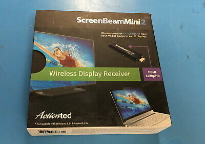 Genuine Actiontec ScreenBeam Mini2 Wireless Display Receiver SBWD60A01