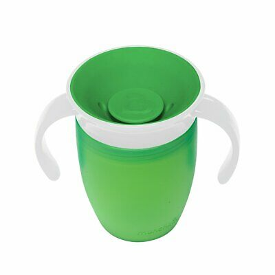 Munchkin Miracle 360 Degree Trainer Cup, 207 ml Capacity (colours may vary)