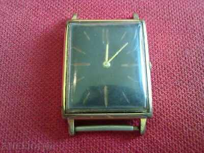gold plated Vintage Old Swiss made women Wrist Watch