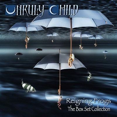 UNRULY CHILD Reigning Frogs - The Box Set Collection (Sealed 5CD+1DVD) 2017