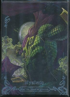 2018 Marvel Masterpieces Trading Card #20 Mysterio /1999