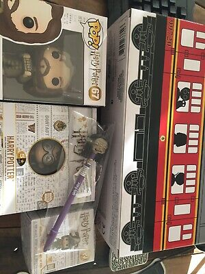 Harry Potter Hogwarts Express Gamestop Mystery Box Sirius Black Funko Pop Vinyl