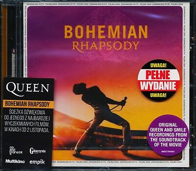 Queen - Bohemian Rhapsody PL OST POLISH EDITION