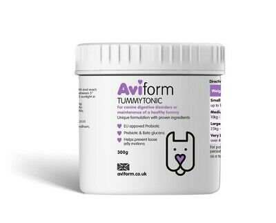 1000g Tummy Tonic & Probiotic - Dog Supplement - TDP Aviform