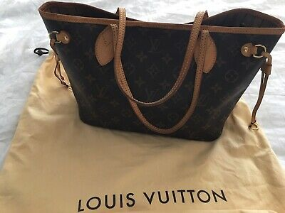 43fbfe7daeb Authentic, pre-loved Louis Vuitton Monogram Canvas Neverfull PM. Nice  condition