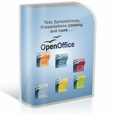 OpenOffice 2019 for Microsoft Windows - Office 2018 2016 2013 365