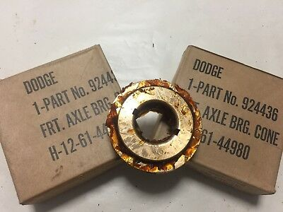 Dodge WC  g502   g507  FRONT AXLE CONE    NOS