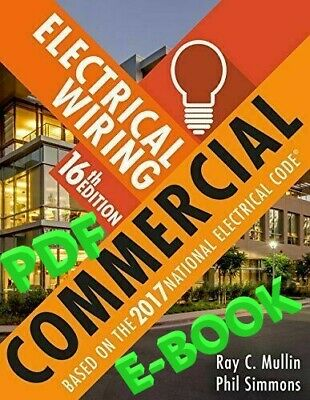 Electrical Wiring Commercial 16th Edition by Phil Simmons [ E-ß00K ]