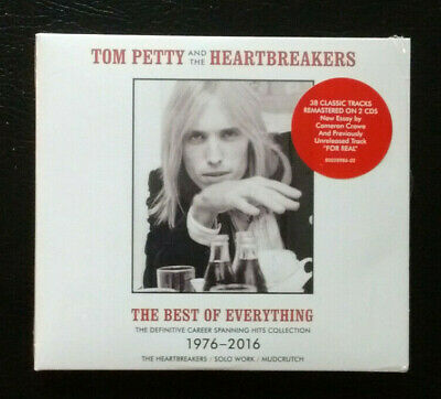 Tom Petty The Best Of Everything 2 CD Set UPC 602567934394 Played Once