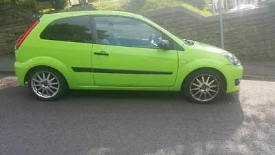 Limited Edition Ford Fiesta Zetec S