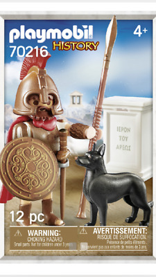 Playmobil 70216 Greek God Of War Aris