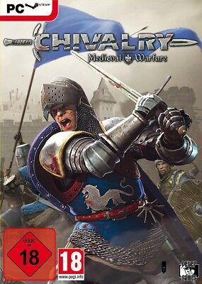 Chivalry: Medieval War - STEAM KEY - Code - Download - Digital - PC, Mac & Linux