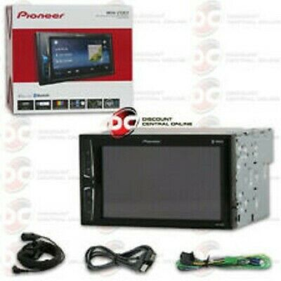 """2018 Pioneer Car Double Din 6.2"""" Touchscreen Usb Digital Media Bluetooth Stereo"""