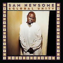 Sam Newsome & Global Unity de Sam  Newsome, Global Unity | CD | état très bon