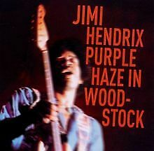 Purple Haze in Woodstock de Jimi Hendrix | CD | état bon