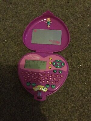 Vintage Polly Pocket 1996 ,Pollys Secret Diary, Complete With Polly Figure, Rare