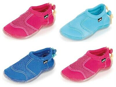 INFANTS BOYS GIRLS OSPREY AQUA SOCKS SHOES SIZE UK 5-12 BEACH SWIM SEA FW334
