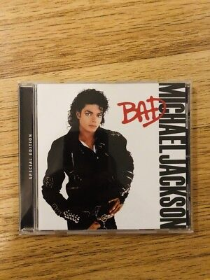 Michael Jackson - Bad Special Edition CD Rare