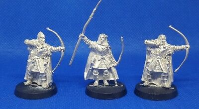 Games workshop - lord of the rings - hobbit - rangers of the North x 3 (c102)