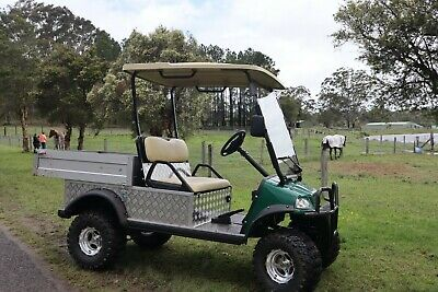 2019 FORD TEXAN ELECTRIC GOLF CART UTILITY Rent-To-buy $59.90wk ABN Holders Only