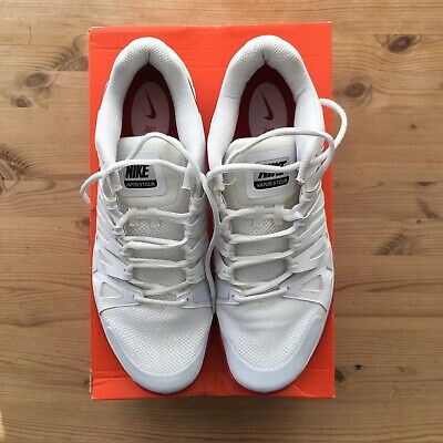 Nike Zoom Vapor 9 Tour Tennis Shoes RF Roger Federer UK 10.5 / EU 45.5 / US 11.5