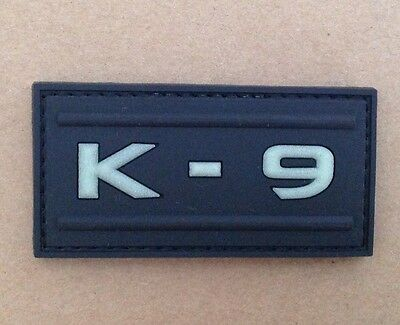 K-9 Airsoft Patch