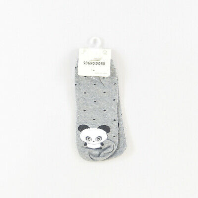 Calcetines color Gris marca Esther 18 Meses  527029