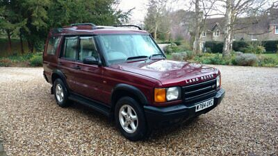 land rover discovery 2 td5 manual 4x4
