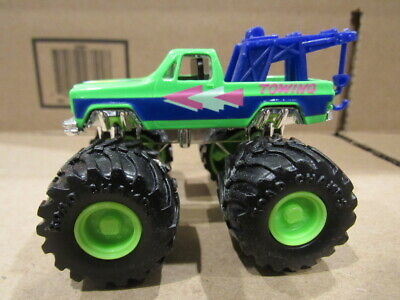 6 Lot Micro Machines Monster Trucks 4x4 1987 Road Champs Galoob Van Truck Car Selling Well All Over The World Diecast & Toy Vehicles