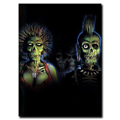 "The Return of the Living Dead 24""x32"" 1985 Old Horror Movie Silk Poster Decor"