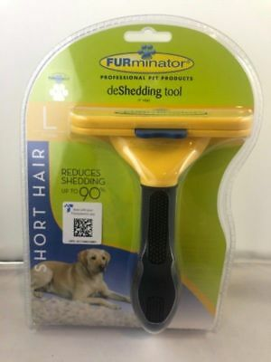 Deshedding Stainless Steel Tool For Dogs Long Hair Comfort Easy Use, Large