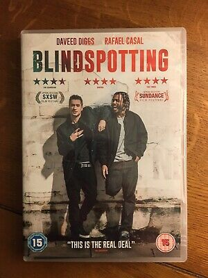 Blindspotting - DVD (2019) R2 UK