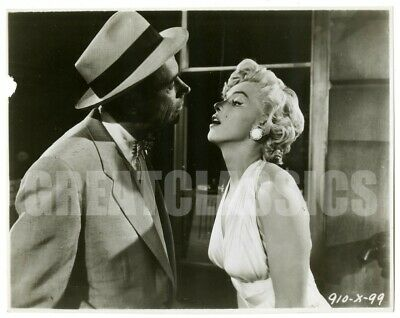 Marilyn Monroe Tom Ewell Seven Year Itch 1955 Original Vintage Photograph