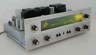 Vintage Fisher 400 FM Stereo Tube Receiver : Good Working Condition!!!
