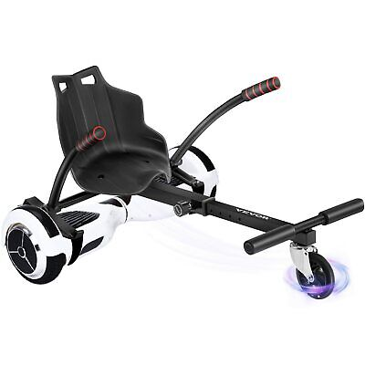 Hover Go Kart Hoverkart For Electric Scooter Switch Electric Cart Wheels Durable
