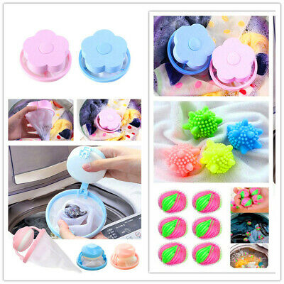 Floating Lint Hair Catcher Mesh Pouch Washing Machine Laundry Filter Bag 2019
