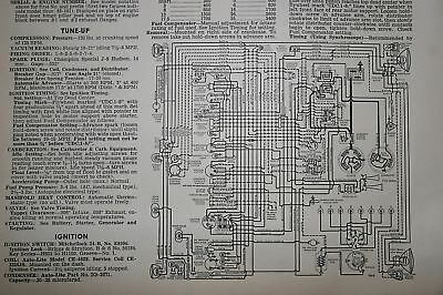 1936,1937,1938,1939,1940,1948,Chevrolet Ignition Wiring Diagram Tune up Switch