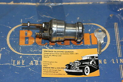 1932,1936,1937,1938,1939,1940,1946,1947,1948,1949,Studebaker Ignition Switch