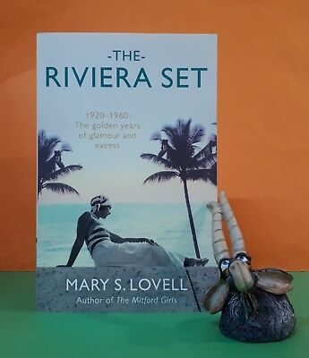 M Lovell: The Riviera Set: 1920-60: The Golden Years of Glamour & Excess/history