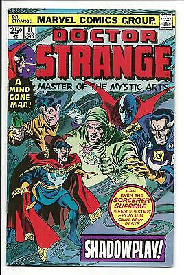 DOCTOR STRANGE VOL.1 # 12 (WITH MARK JEWELERS INSERT, Cents, FEB 1976), VF/NM
