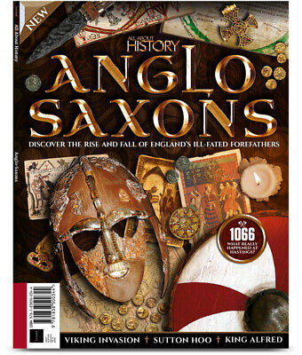 All About History Anglo-Saxons Magazine Issue 01