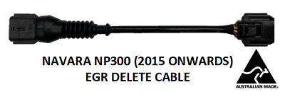 NP300 (2015 onwards) Navara EGR Delete Cable