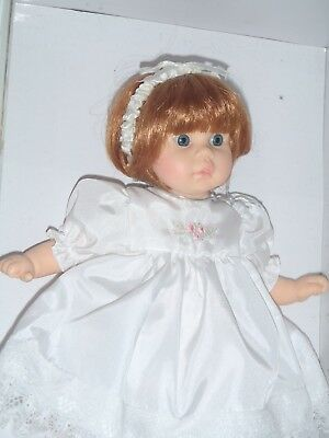 Paulines Limited Edition Doll, Beatrice, Red Hair, Blue Eyes, 22Cm