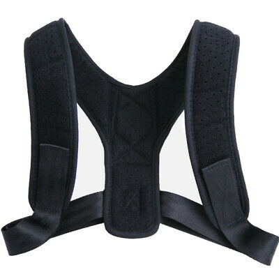 BodyWellness Posture Corrector (Adjustable to All Body Sizes) Free Shipping ZNY